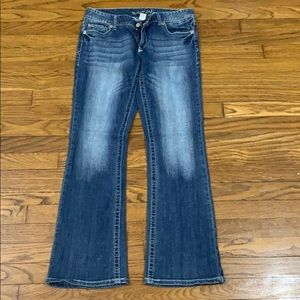 Women's size 7/8 Maurice Jeans